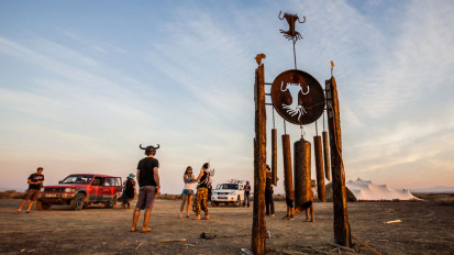 Archetypes 2013 – An AfrikaBurn Time Lapse